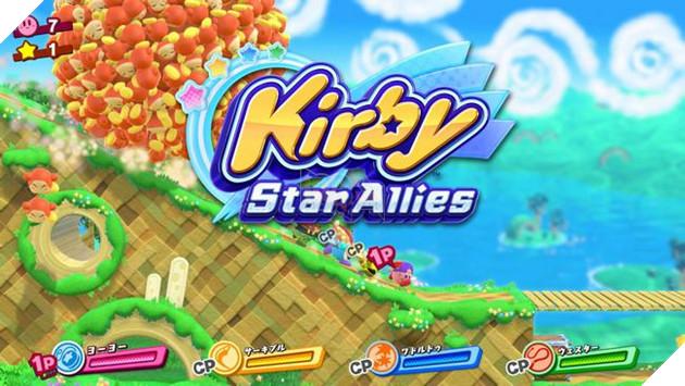 """""""Thánh phàm ăn"""" Kirby đã quay trở lại và lợi hại hơn xưa!"""