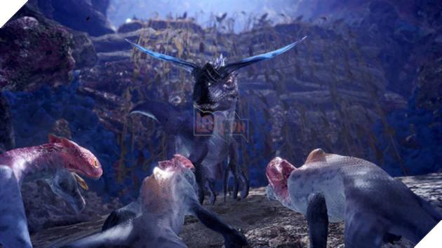 Tzitzi-Ya-Ku – con quái vật sở hữu khả năng làm mù mắt người chơi