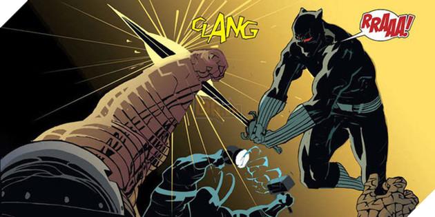 Thanos và 7 nhân vật có máu mặt từng thảm bại dưới tay Black Panther