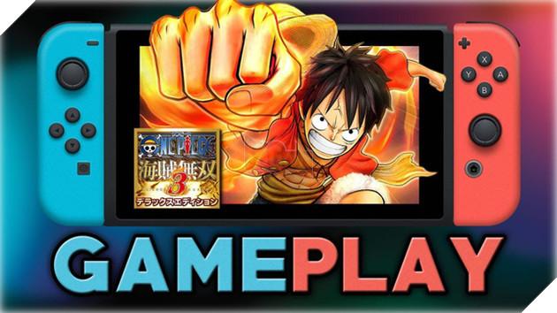 One Piece chính thức đặt chân lên nền tảng Switch
