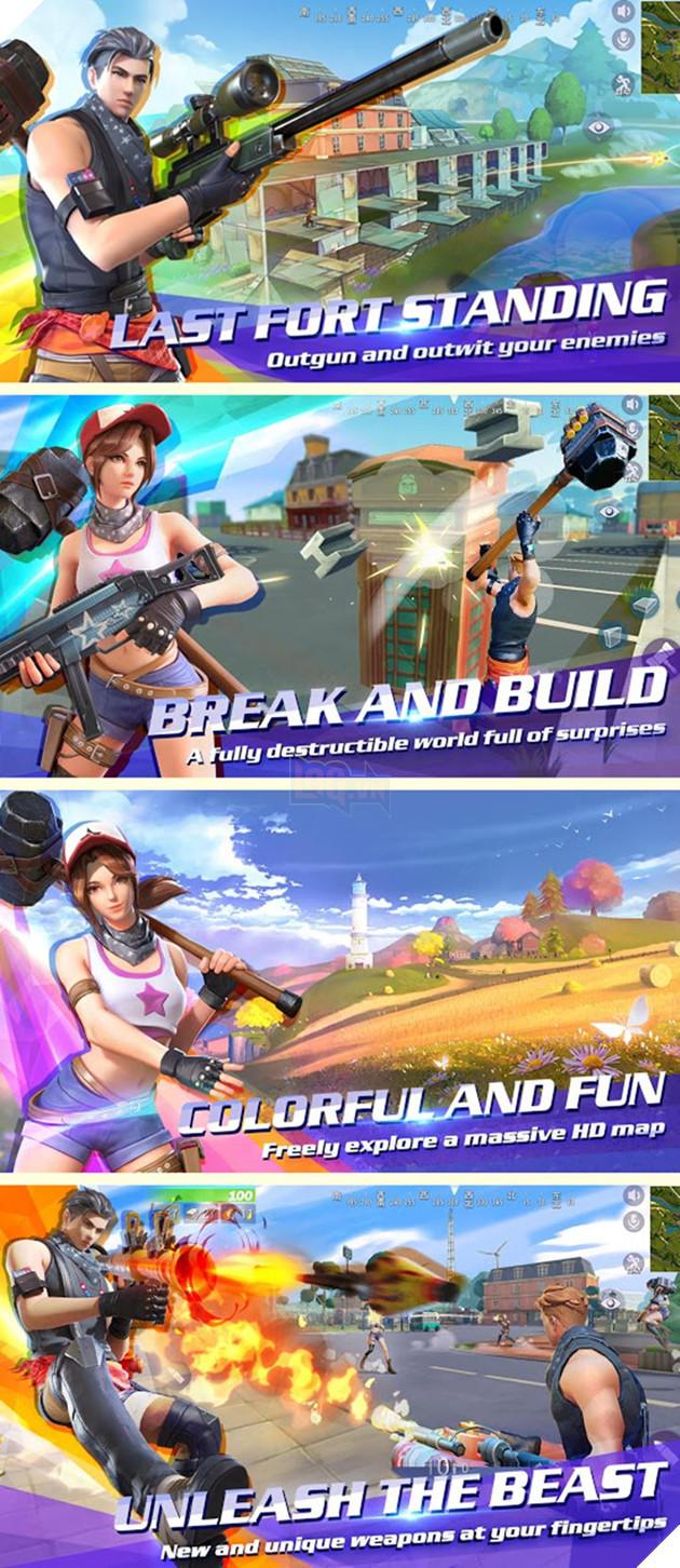 FortCraft - Game mobile độc lạ của NetEase đang được thử nghiệm tại Bắc Mỹ