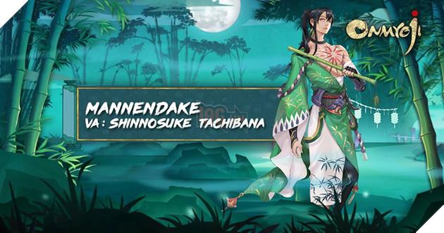 Âm Dương Sư: Hướng dẫn Mannendake Trúc - Ngự hồn và những điều bạn cần biết