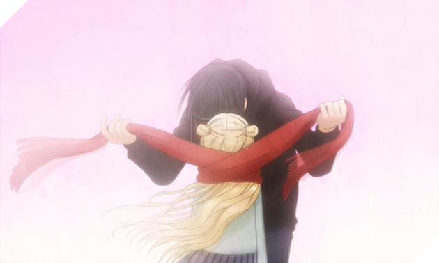 """Nhân ngày Valentine trắng, cùng ngắm những nụ hôn """"độc nhất vô nhị"""" trong anime nhé"""