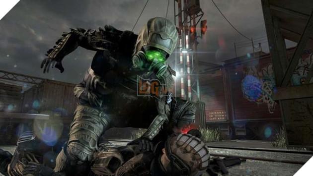 Splinter Cell: Blacklistđã ra mắt cách nay 5 năm