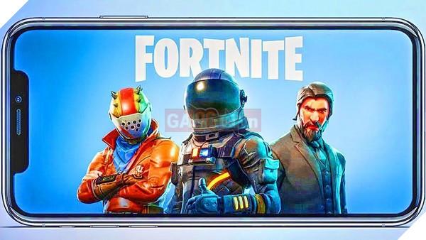 Fortnite Mobile bất ngờ tung trailer trên iPhone X đẹp không tì vết, khiến dân tình náo loạn