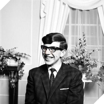 Những bức ảnh ít người biết tới về thời trẻ của giáo sư thiên tài Stephen Hawking - Ảnh 9.