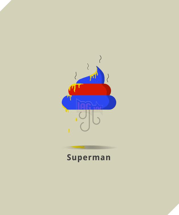 Khi SH!T hóa thân trở thành các siêu anh hùng cực ngầu