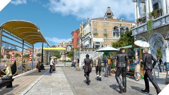 Final Fantasy XV: Tuyệt phẩm trên PC, tiếc thay chỉ dành cho game thủ nhà giàu có PC khủng