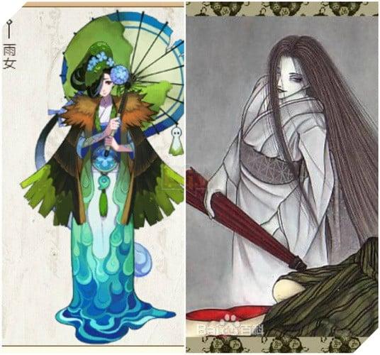 Âm Dương Sư: Hướng dẫn Ame Onna - Vũ Nữ có thể khắc chế các SSR mạnh nhất