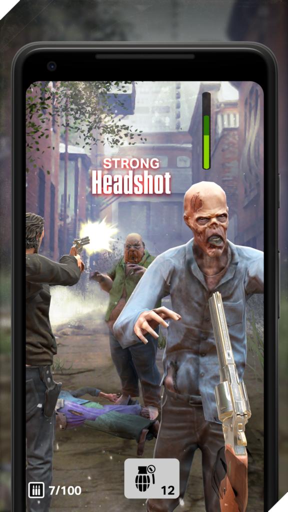 """The Walking Dead: Our world - Tựa game thực tế ảo cho bạn """"chặt chém"""" zombie ngay ngoài đời thực"""