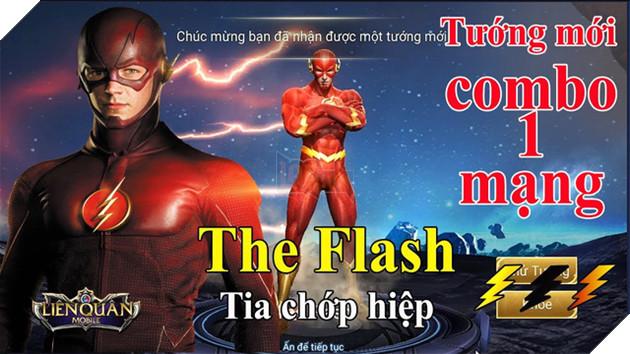 Liên Quân Mobile: The Flash và 5 vị tướng sắp ra mắt hứa hẹn sẽ khấy đảo giang hồ trong thời gian tới