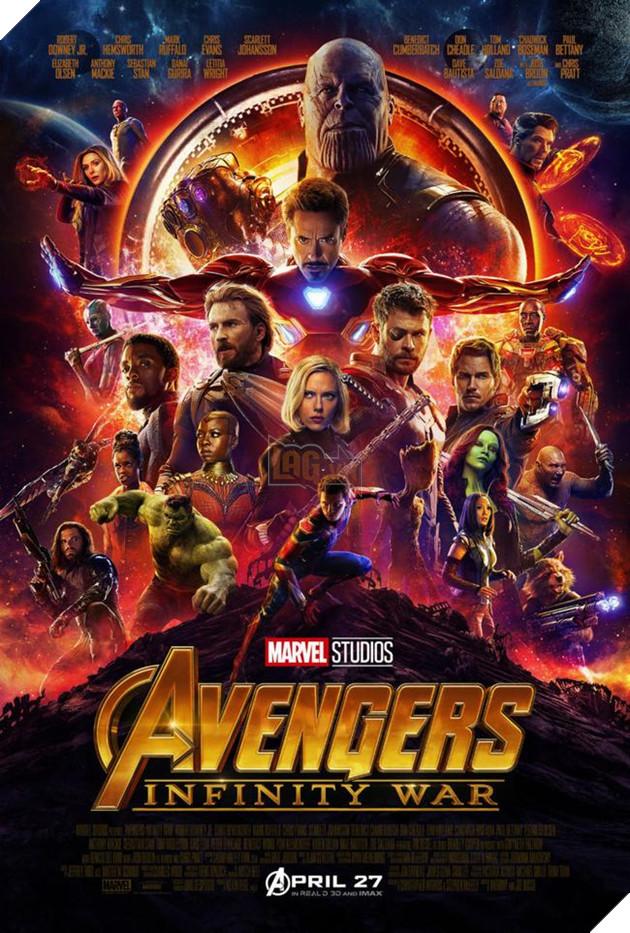 Poster siêu hoành tráng, nhưng ...Ant-ManvàHawkeyeđâu rồi?