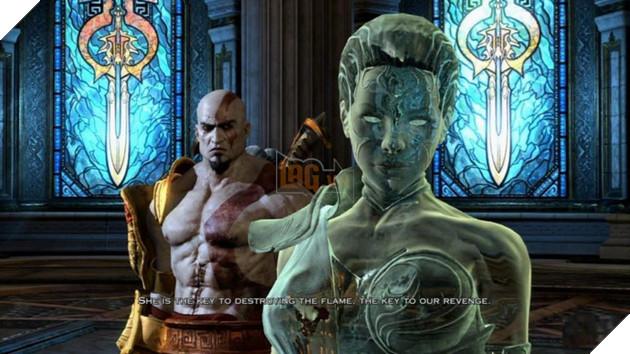 Dù tồn tại dưới dạng vật chất hay linh hồn, Athena vẫn luôn đóng một vai trò cực kỳ quan trọng trong tất cả các phần của God of War.