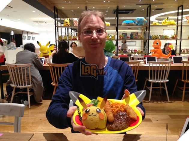 Quán Pokémon Cafe đầu tiên trên thế giới được mở ở Nhật Bản đang thu hút đông đảo bạn trẻ quan tâm - Ảnh 7.