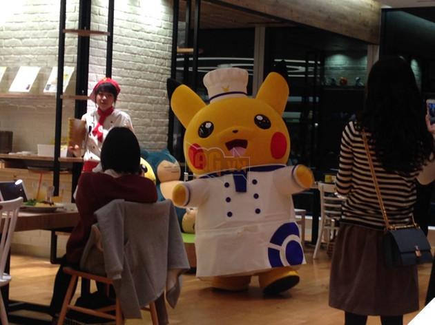Quán Pokémon Cafe đầu tiên trên thế giới được mở ở Nhật Bản đang thu hút đông đảo bạn trẻ quan tâm - Ảnh 9.