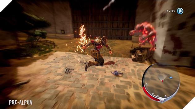 Tuy nhiên, lối chơi của Extinction nhanh và có phần giống với Devil May Cry