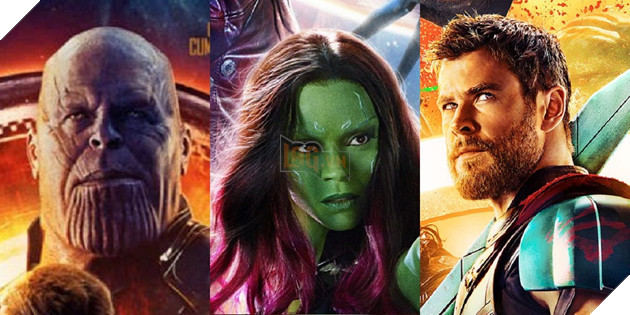 Image result for GAMORA and thanos 2018