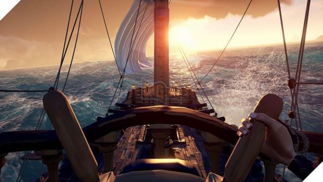 Có thể chú ý đến cánh buồm để đạt tốc độ tối đa khi đi lại bằng thuyền