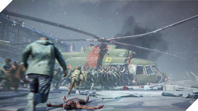 Siêu phẩm chống zombie World War Z khoe khoang thế giới ảo cực ghê rợn với... 1.000 xác sống cùng lúc xuất hiện