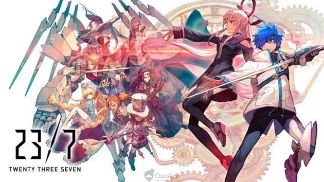 23/7 Twenty Three Seven - Game mobile phong cách JRPG sở hữu cốt truyện cực độc đáo