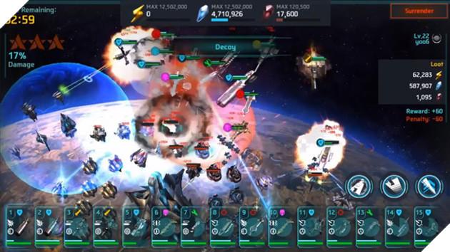 InterPlanet – Game chiến thuật 3D đề tài chiến tranh ngân hà chính thức ra mắt toàn cầu