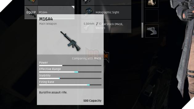 PUBG Tìm hiểu về M16A4 - Khẩu AR tốt nhất game nhưng không dành cho tất cả mọi người 2