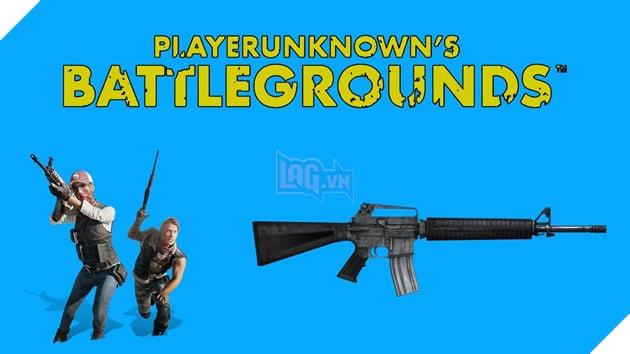 PUBG Tìm hiểu về M16A4 - Khẩu AR tốt nhất game nhưng không dành cho tất cả mọi người