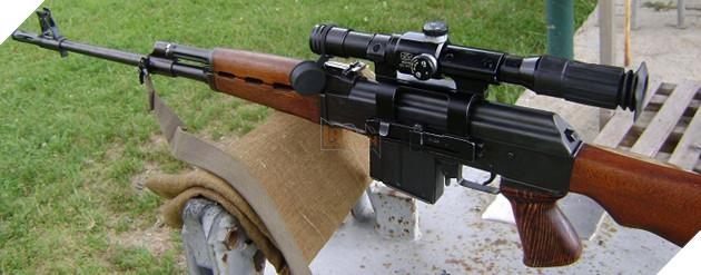 Chiêm ngưỡng cận cảnh 4 khẩu súng bắn tỉa đáng sợ nhất thế giới