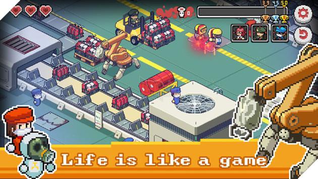 """Death Coming - Tựa game kỳ dị cho người chơi nhập vai """"thần chết"""" giết người"""