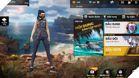 Free Fire: Battlegrounds cập nhật đấu xếp hạng, Việt hóa toàn bộ bản đồ - ảnh 1