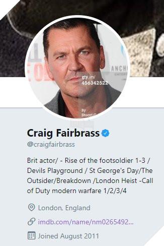Craig gây hoang mang dư luận với cập nhật trangTwittercủa mình