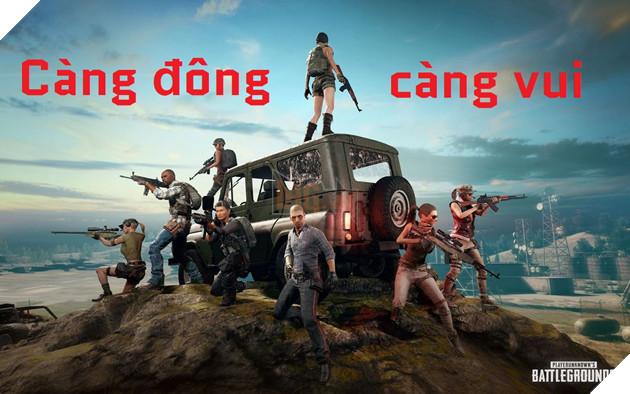 PUBG thêm chế độ Event cho phép game thủ lập team 8 người tương tự Fortnite