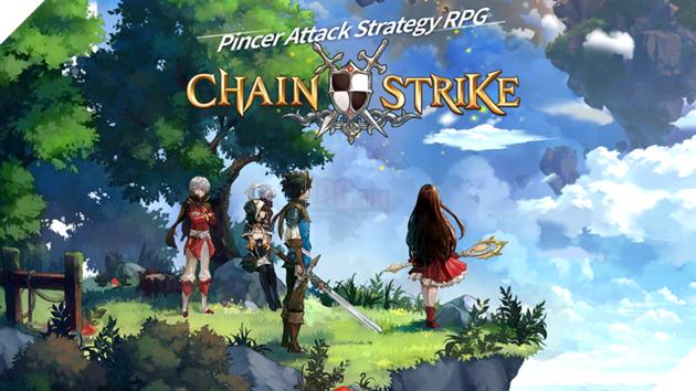 Trước ngày ra mắt, Chain Strike của Com2us đã có hơn 1 triệu lượt đăng ký trước