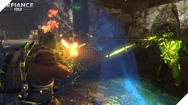Game bắn súng viễn tưởng cực chất Defiance 2050 rục rịch thử nghiệm ngay tháng sau - Ảnh 3.