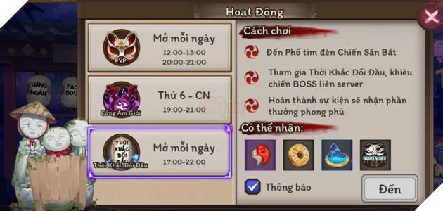 Âm Dương Sư: Hướng dẫn cách farm Khuyết Ngọc nhiều nhất có thể trong 1 ngày 4