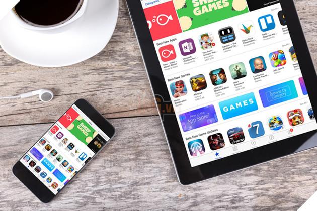 Tại sao iOS luôn là nền tảng dẫn đầu trong lĩnh vực game di động mà không phải là ai khác?