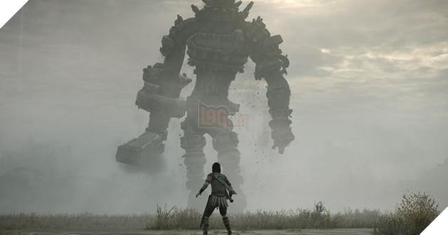 Shadow of The Colossus Remake cũng đã bổ sung chế độ Photo Mode
