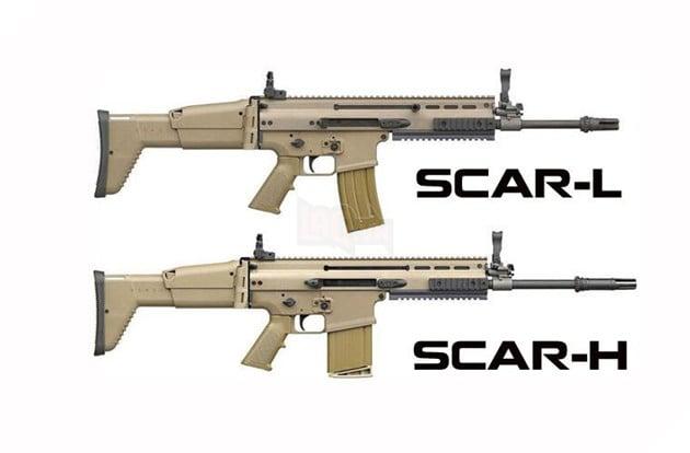 PUBG Tìm hiểu về SCAR-L - Khẩu AR tốt nhất dành cho người mới chơi 2