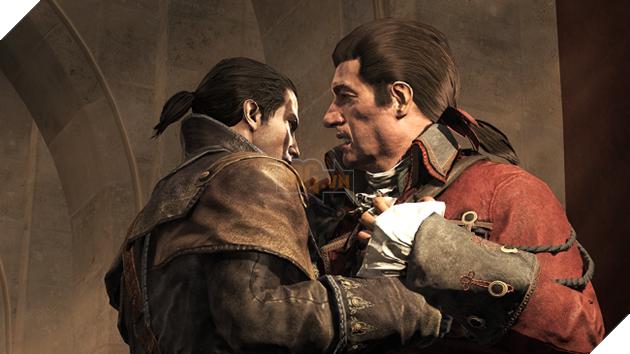 Shay Patrick Cormac ám sát Charles Dorian, mở ra các sự kiện cho Assassin's Creed: Unity
