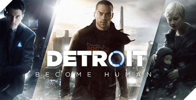 """Sau God of War, đến lượt Detroit: Become Human """"công kích"""" PS4"""