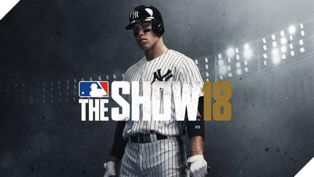 MLB The Show 18 hứa hẹn mang đến trải nghiệm bóng chày chân thực