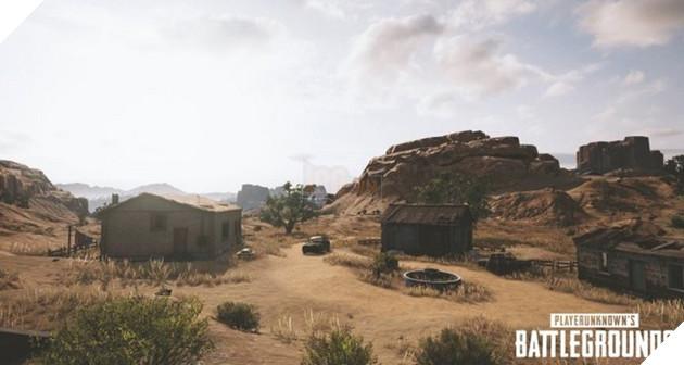 PUBG Mobile được Tencent cho ra mắt map Sa Mạc đầu tiên, tương tự như Miramar của PUBG PC