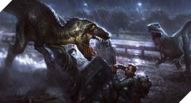 Jurassic Survival - Tập sinh tồn trong thời kỳ khủng long bạo chúa ngay trên smartphone