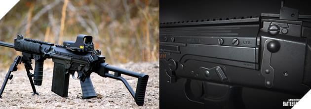 """Tìm hiểu về súng trường mới FN FAL, """"kẻ hủy diệt"""" sắp xuất hiện trong PUBG"""
