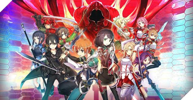 Game hot Sword Art Online: Integral Factor đã cho mở cửa đăng ký sớm