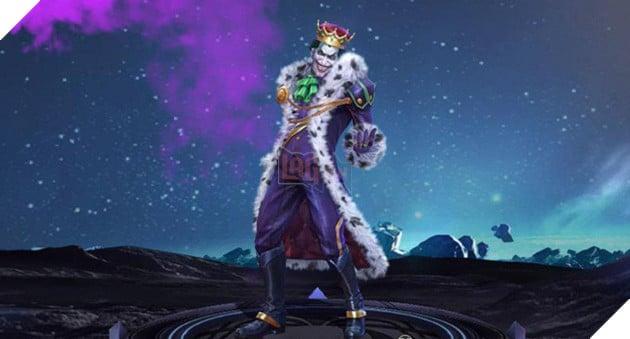 Liên Quân Mobile: Skin Vua Hề của Joker có đầy đủ hiệu ứng biến về và hiệu ứng kỹ năng mới