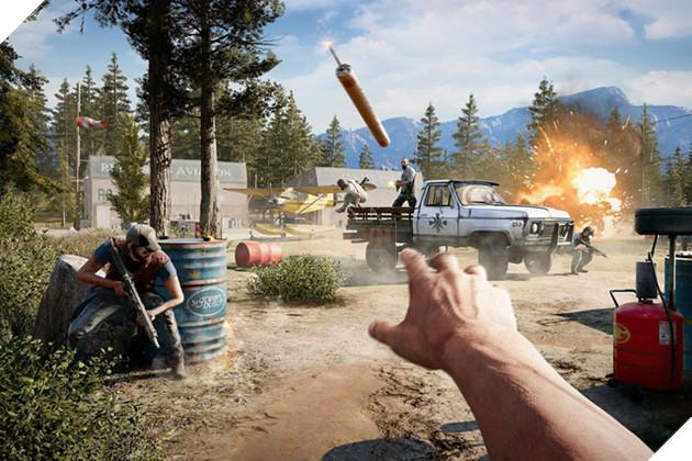 Tổng hợp đánh giá Far Cry 5: Hai nửa khen chê