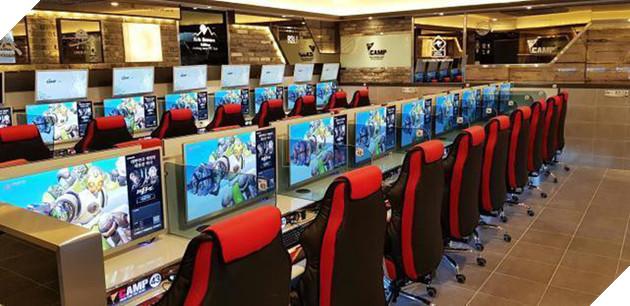 Card đồ họa dùng cho máy bình thường tại quán Net Hàn Quốc thường là GTX 970 hoặc GTX 1060, chưa kể máy VIP