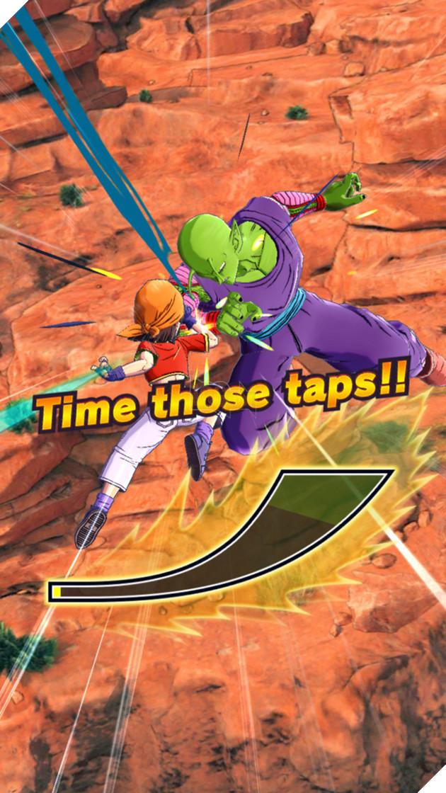 Dragon Ball: Super còn chưa hết hot, Bandai Namco đã giới thiệu game di động mới toanh với hơn 1 triệu lượt đăng ký