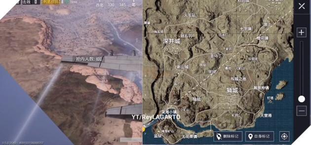 PUBG Mobile: Toàn bộ hình ảnh bản đồ map sa mạc đẹp nóng hổi y hệt bản PC